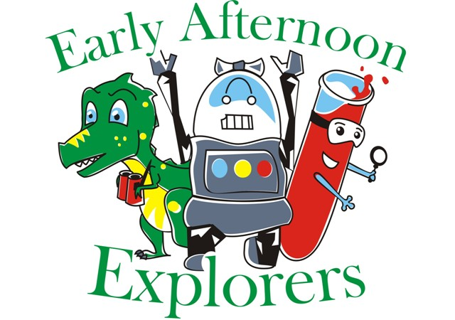 early afternoon explorers logo