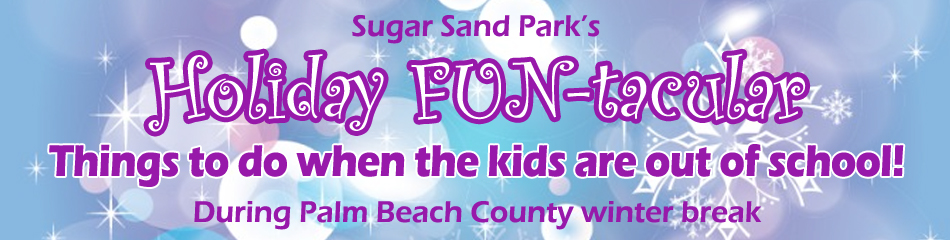 Holiday fun-tactular banner