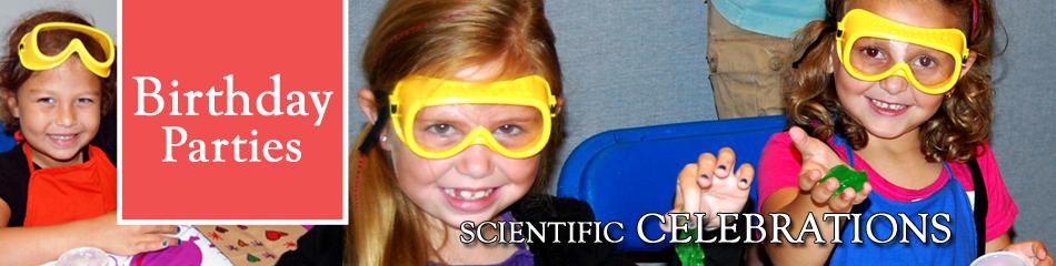 science program birthday parties