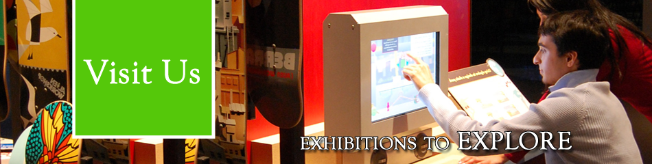 Visit Us - Exhibits