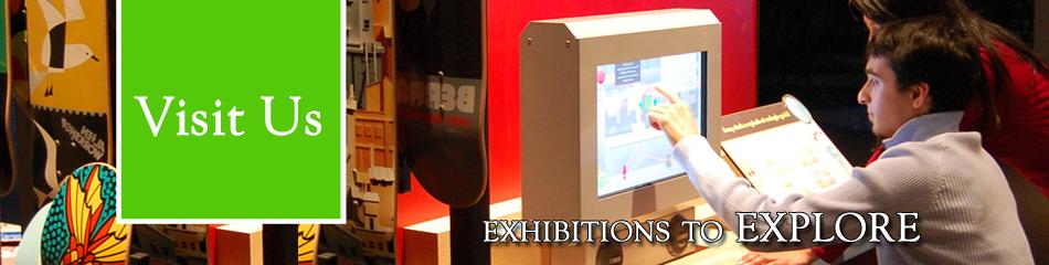 Visit Us - Exhibits