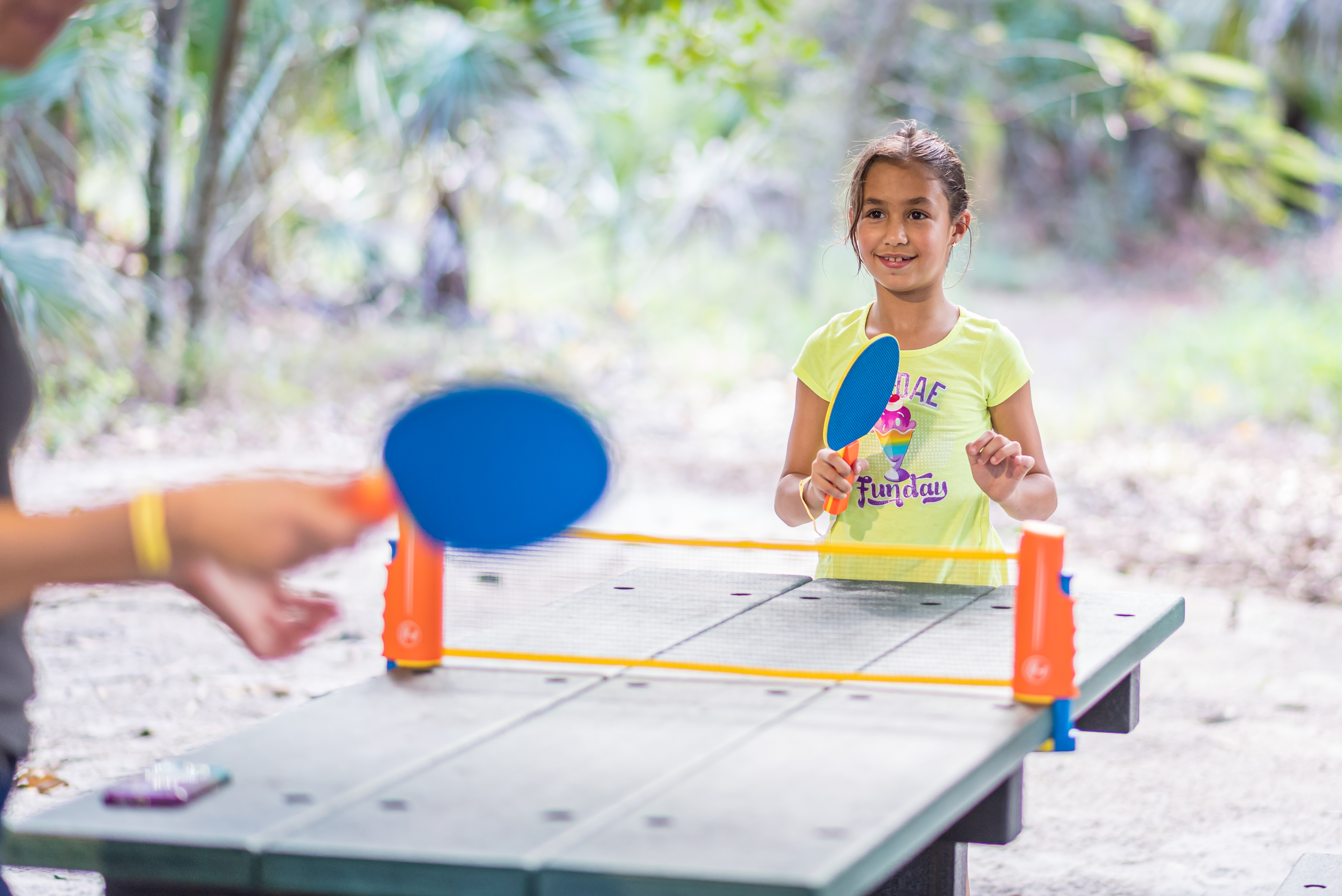 table tennis kids