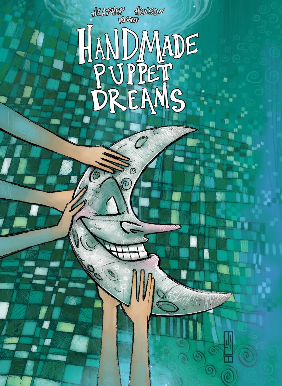 handmade puppet dreams