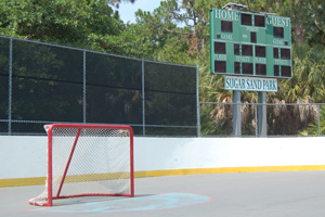 Goal scoreboard