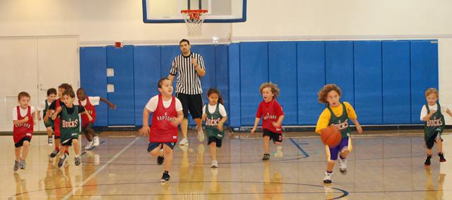 Group Basketball