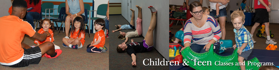 children and teens classes
