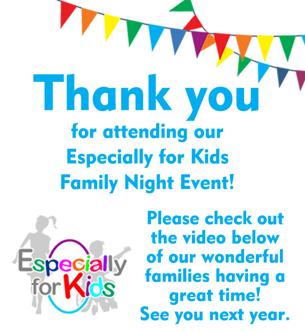Especially for kids thank you