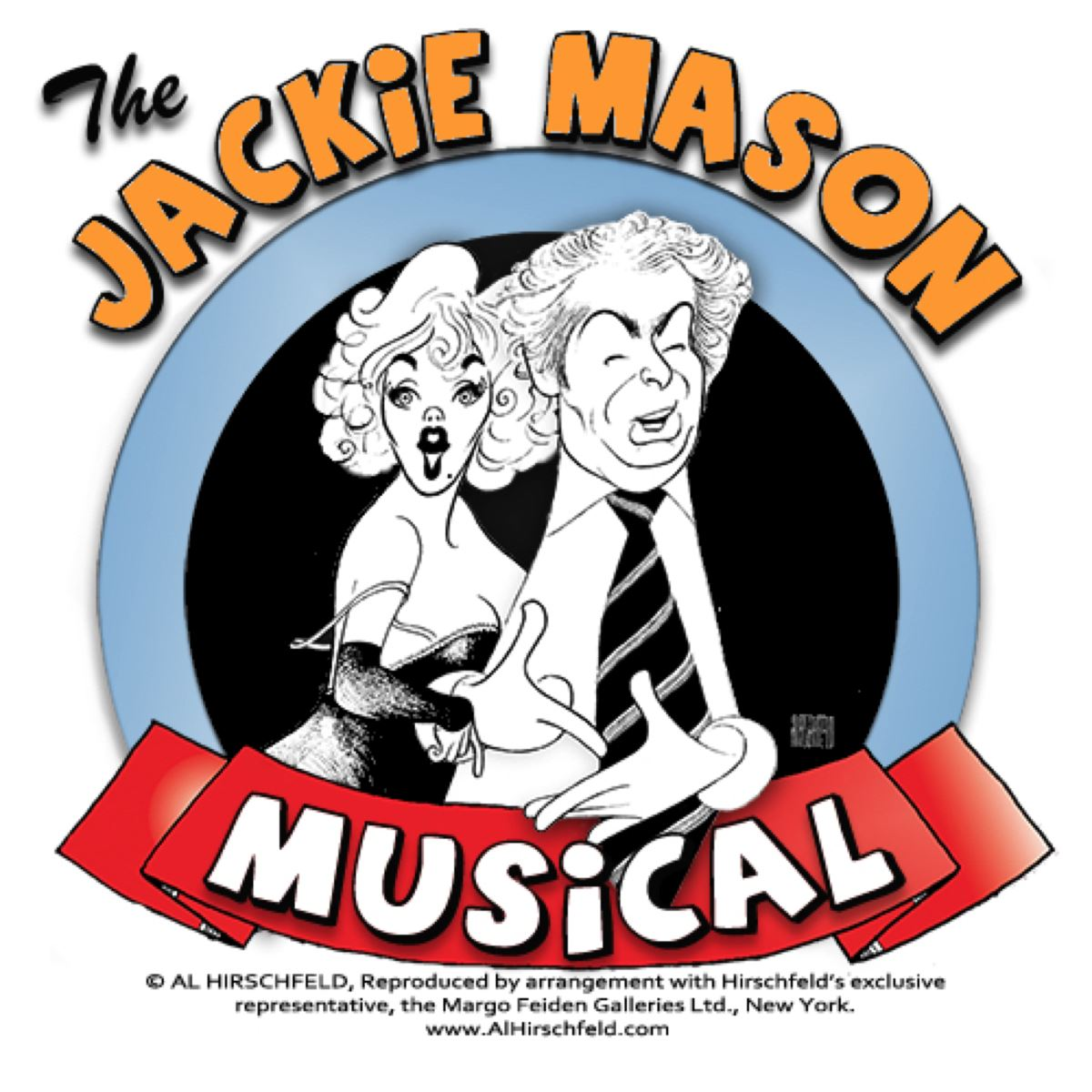 The Jackie Mason Musical: Both Sides Of A Famous Affair
