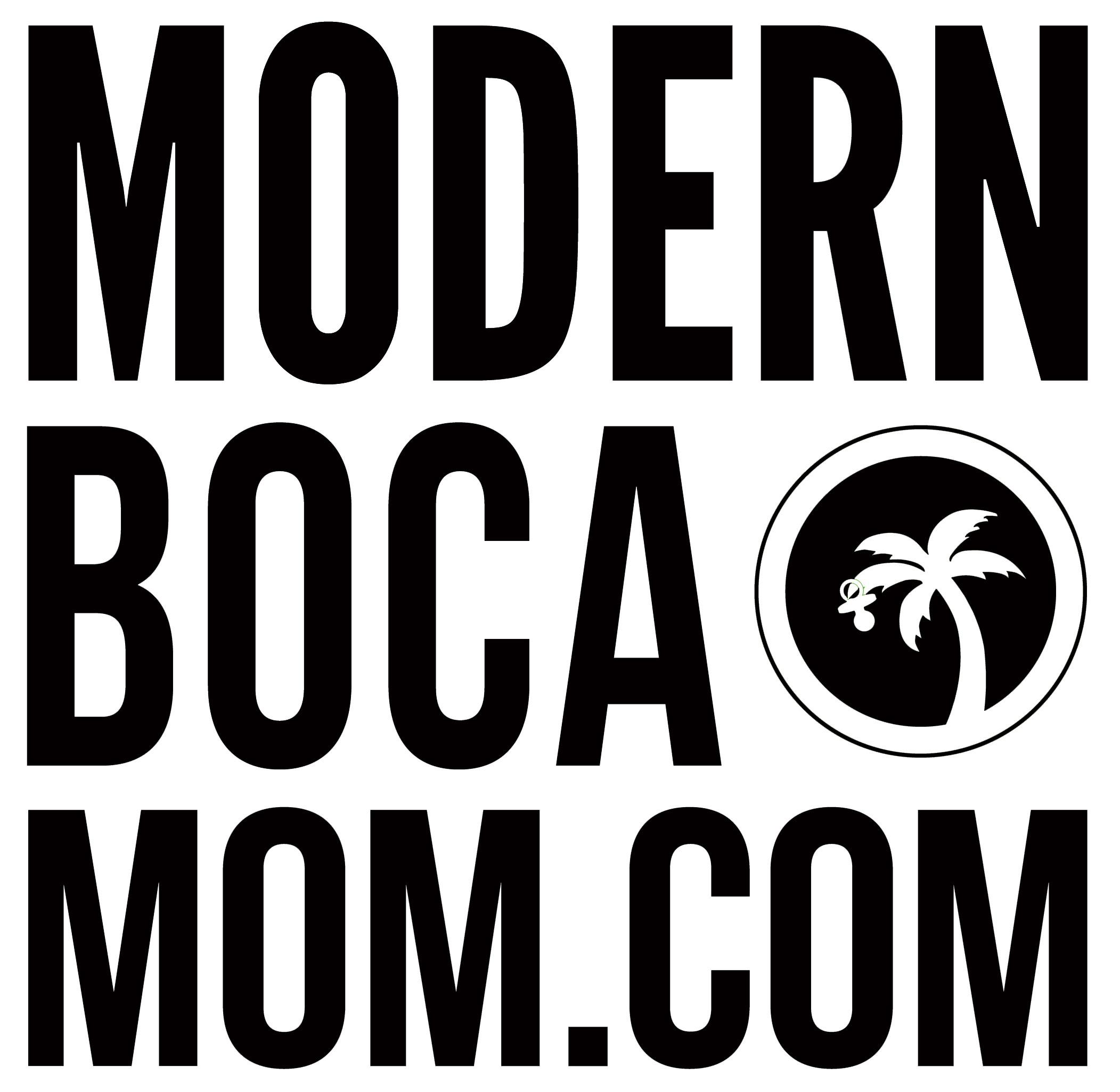 Modern Boca Mom