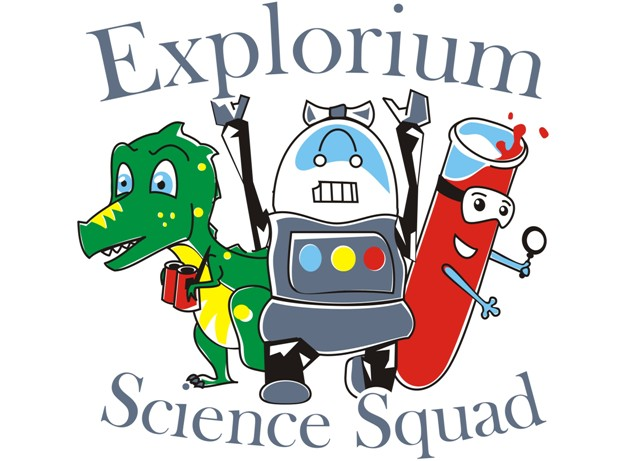 Science squad logo